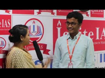 IAS Academy in Hyderabad with hostel - Mock Interview Feedback