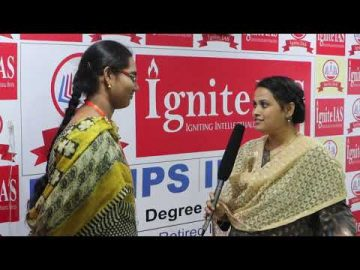 Degree With Civils Coaching in Hyderabad - Mock Interview Feedback