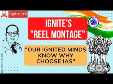 Todays Learner is Tomorrows Officer- IGNITE IAS #IAS#IPS#IAS #BEST IAS INSTITUTE HYDERABAD #IPS
