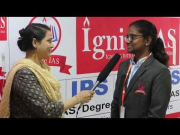 Integrated Degree With IAS Coaching in Hyderabad - Mock Interview Feedback