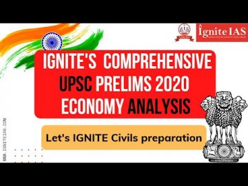 UPSC Prelims 2020 - Complete Analysis of Questions with Answers - ECONOMY #UPSC #DirectIAS#kompally